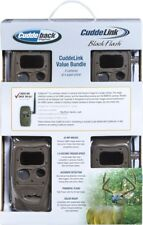 NEW Cuddeback CuddeLink Black Flash x 4 Camera Bundle 11445