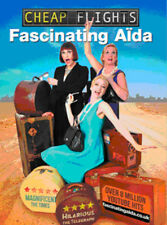 Fascinating Aida: Cheap Flights DVD (2012) Fascinating Aida ***NEW***