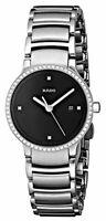 Rado Centrix Quartz Movement Black Dial Ladies Watches R30933713