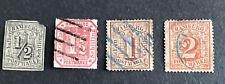 Stamps Hamburg