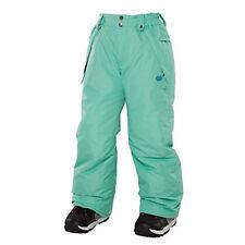 686 Girls Mannual Brandy Snowboard Pant (M) Mint