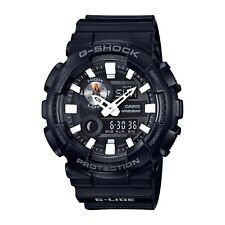 Casio G-Shock Mens Wrist Watch GAX100B-1A GAX-100B-1A G-Lide Analog-Digital New