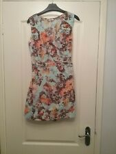 "NWoT ""JOE BROWNS"" design ladies ""floral"" wrap dress size 10"
