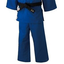 Mizuno Japan Judo Gi Pants IJF Approved National Team Blue 22JB8A0127 NEW