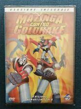 """DVD """"MAZINGA CONTRO GOLDRAKE edizione rimasterizzata"""" NUOVO / SIGILLATO"""