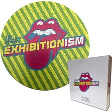 Rolling Stones Exhibitionism Round 500 piece jigsaw puzzle  (ro)
