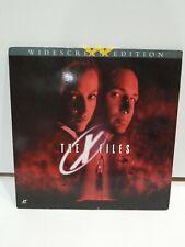 The X-Files - Widescreen - Laserdisc