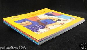 Set of 6 Volumes China Children Picture Books in Chinese: Tom Rabbit