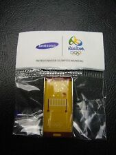 2016 Rio Olympic Pin > Samsung - Volleyball