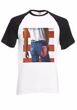 Bruce Springsteen Born In The US Men Women Long Short Sleeve Baseball T Shirt 83