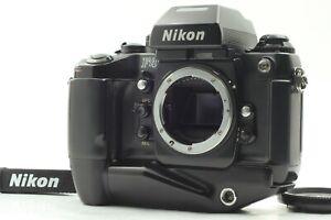 [NEAR MINT] Nikon F4S 35mm SLR AF / MF Film Camera Body + MB-21 From Japan *330