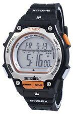 Timex Ironman Shock 30 Lap Alarm Indiglo Digital T5K582 Mens Watch