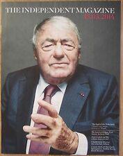 Claude Lanzmann - The Independent magazine – 15 March 2014