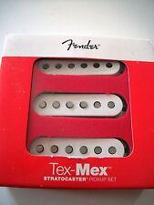 Neuf - SET FENDER TEX-MEX STRATOCASTER  0992131000
