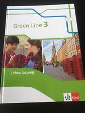 Green Line 3. Lehrerfassung