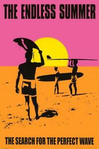 The Endless Summer Movie Poster (24x36)