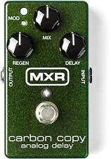 MXR Carbon Copy M169 Analog Delay Pedal