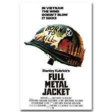Full Metal Jacket Classic Movie Large Poster Art Print Maxi A0 A1 A2 A3 A4