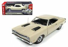 AUTO WORLD 1:18 AMERICAN MUSCLE 1969 DODGE CORONET SUPER BEE & 1:64 DIECAST CAR