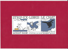 GELUCK - LE CHAT (schl) (SERIGRAPHIE N°/Signé) NEUF