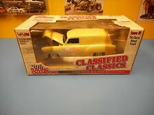 "RACING CHAMPIONS CLASSIFIED CLASSICS 1954 CHEVY PANEL ISSUE #1   ""NIB"""
