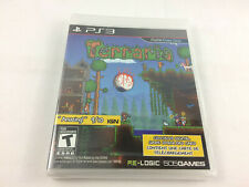 Playstation 3 (PS3) Terraria Digital Copy In Case - NEW/ SEALED, Free Shipping -