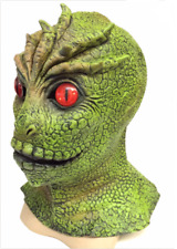 V-les visiteurs Masque Alien MARTIEN Monstre REPTILE Lizard Man Costume Halloween