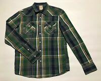 True Religion men's long sleeve shirt