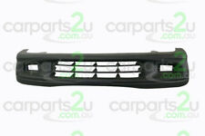 TO SUIT HOLDEN RODEO TF  FRONT BUMPER 02/97 to 02/03