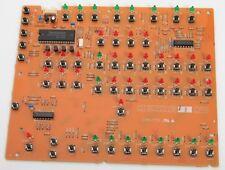 Technics SX-KN3000 Music Synthesizer Keyboard LED Buttons Switch Board QJBG2222B