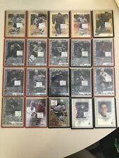 Lot Of 20 Autograph Signature Hockey Cards ITG Signature Series 2001 2000 BAP