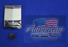 FORD 1966 Mustang Lower Grille Moulding Centre Joint Cover