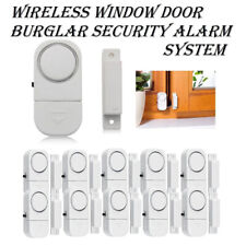 Lot Wireless Window Door Home Safety Burglar Alarm System Security Sensor Device