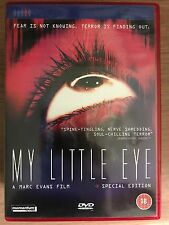 MY LITTLE EYE ~ 2002 British BIG BROTHER Reality TV Style Horror ~ 2-Disc UK DVD