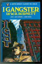 BURNETT W. R. I GANGSTER LONGANESI 1976 IL MEGLIO 36 GIALLI THRILLER