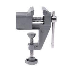 Universal Mini Portable Aluminium Alloy Bench Table Screw Vise Clamp Hand Tool