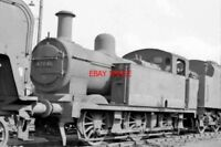PHOTO  LMS CLASS 3F LOCO NO 47641 CARLISE 1ST MAY 1966