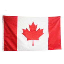 Canada flag banner Canadian flag Ottawa Canada Day flag red maple leaf CA