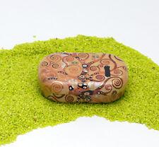 Fridolin Kontaktlinsendose mit Spiegel Gustav Klimt - Lebensbaum