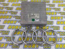 CALCULATEUR MOTEUR BOSCH REF.8D0907557 / 0261203550 / 551 AUDI A4 1.8T
