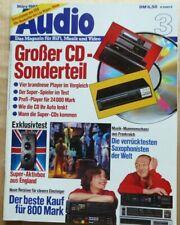 Audio HiFi-Magazin # Zeitschrift für Hifi & Musik # März1985