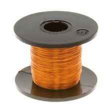 LIGHT GOLD bordatura COPPER Craft Wire 0.20mm (32 AWG) BOBINA 175 metri (C104/3)