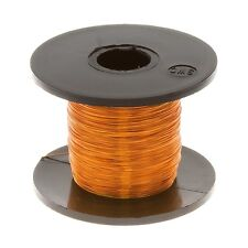 Light Gold Beading Copper Craft Wire 0.20mm (32 AWG) 175 Metre Reel (C104/3)