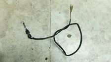 01 Suzuki VL 1500 VL1500 Intruder rear back brake light switch