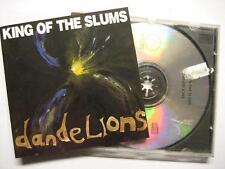 "KING OF THE SLUMS ""DANDELIONS"" - CD"