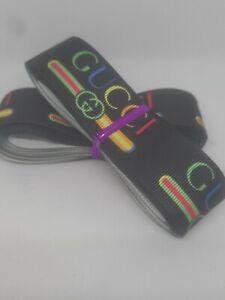 "064. Designer Grosgrain Ribbon. 1"" /25mm Wide. 5 Yards Hair Bow Ribbon. Craft"