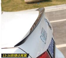 1PC Rear Boot Spoiler Trunk Wing For 2013-2016 Volkswagen Jetta Sports