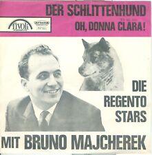 "DIE REGENTO STARS - OH, DONNA CLARA ! (DUTCH TIVOLI TA 42.208) 7""PS 1963"