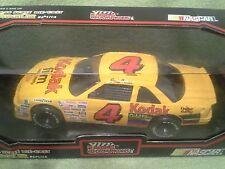Black Box 1991 Racing Champions ERNIE IRVAN #4 Kodak Nascar 1/24 Diecast NIB