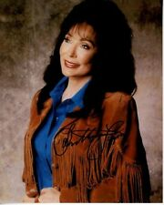 LORETTA LYNN Signed Autographed Photo